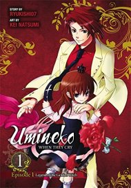 Umineko WHEN THEY CRY Episode 1: Legend of the Golden Witch