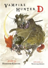 Vampire Hunter D (Light Novel)