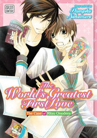 World's Greatest First Love: Ritsu Onodera's Affair