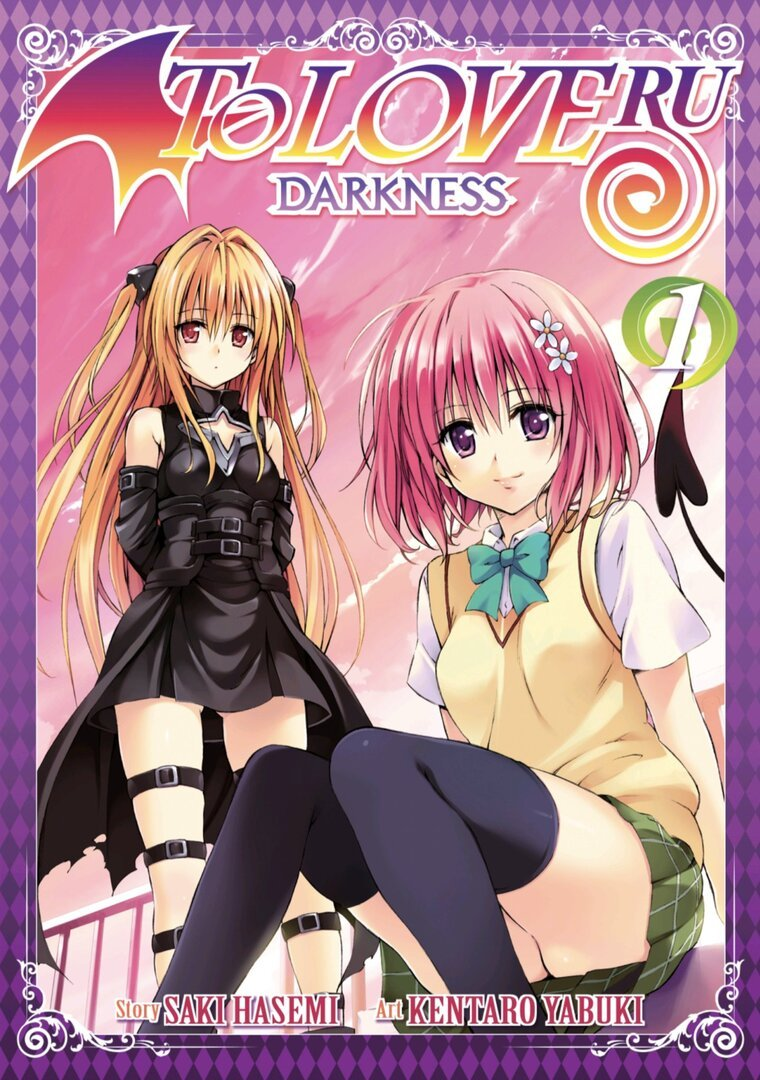 To Love-Ru Darkness main image