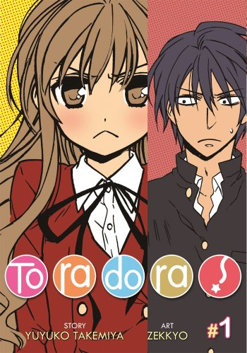 Characters appearing in Toradora! Manga | Anime-Planet