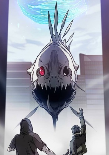 unknown code manga anime planet