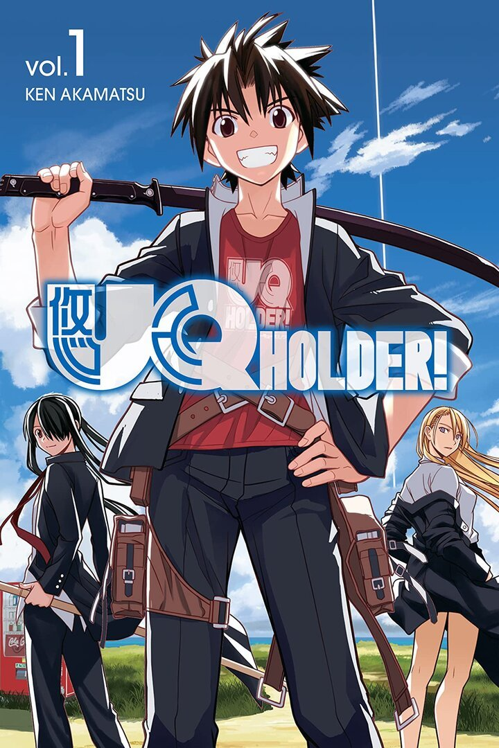 UQ Holder! screenshot