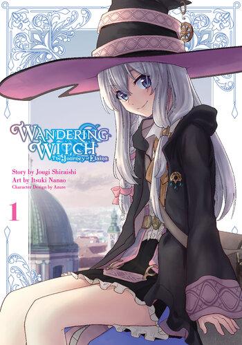 Wandering Witch: The Journey of Elaina Manga | Anime-Planet