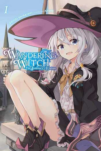 Wandering Witch: The Journey of Elaina (Light Novel)