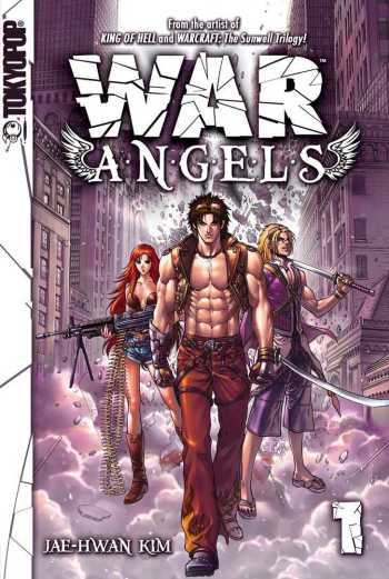 War Angels main image