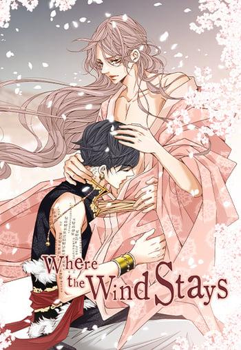 Where the Wind Stays webtoon