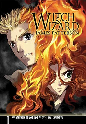 Witch & Wizard: The Manga