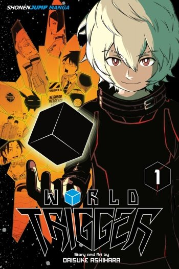 World Trigger main image