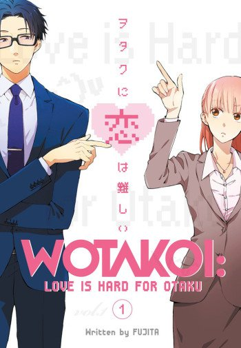 Wotakoi: Love is Hard for Otaku