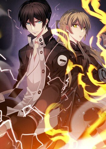 Zero Game: manga with game system