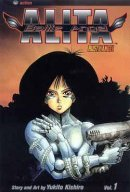 Battle Angel Alita image