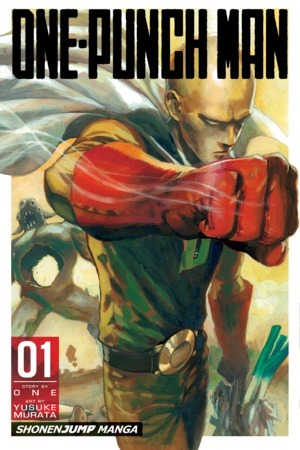 Onepunch-Man image