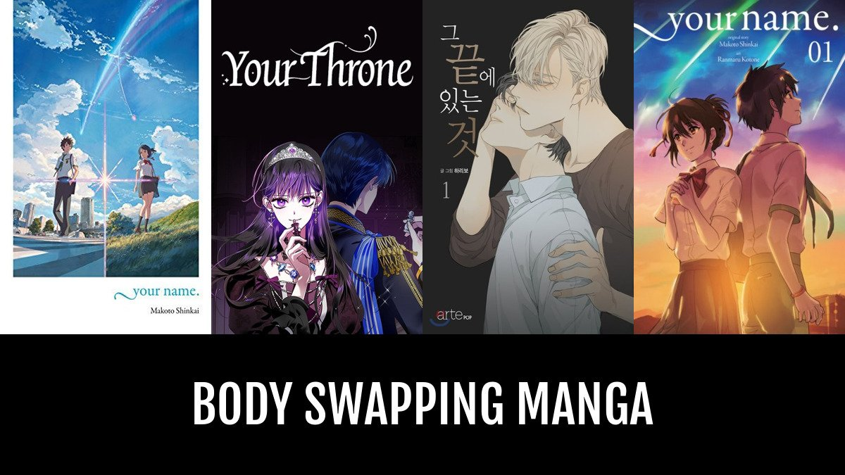 Best Body Swapping Manga | Anime Planet