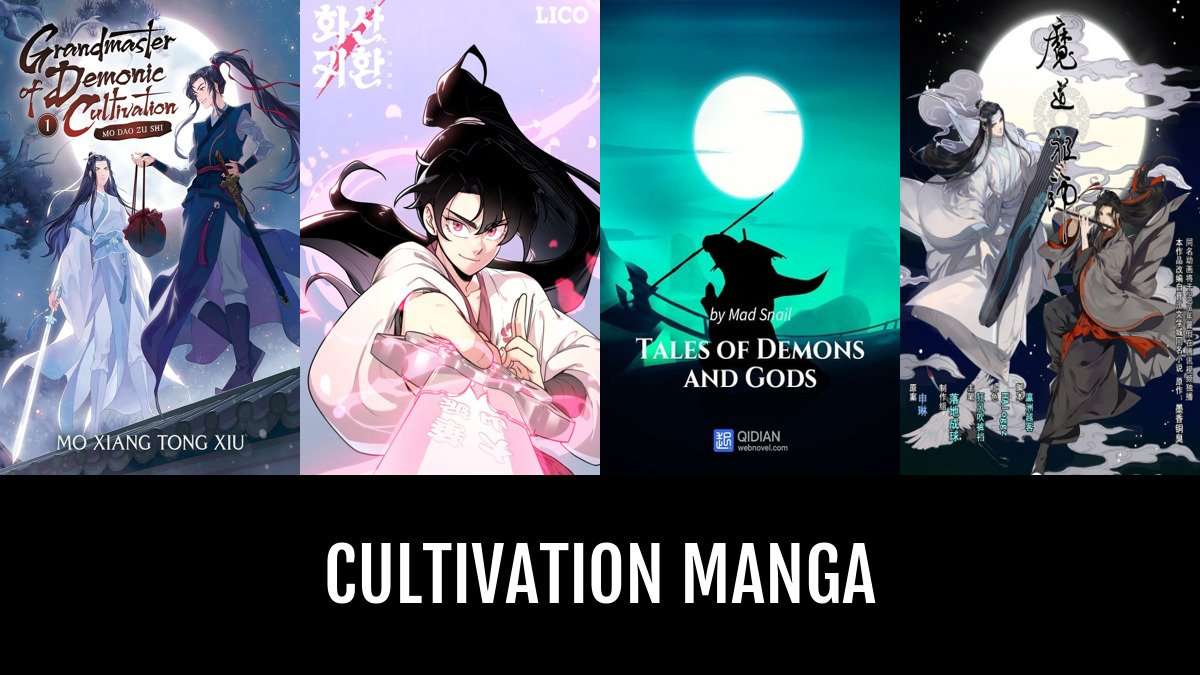 Best Cultivation Manga | Anime-Planet