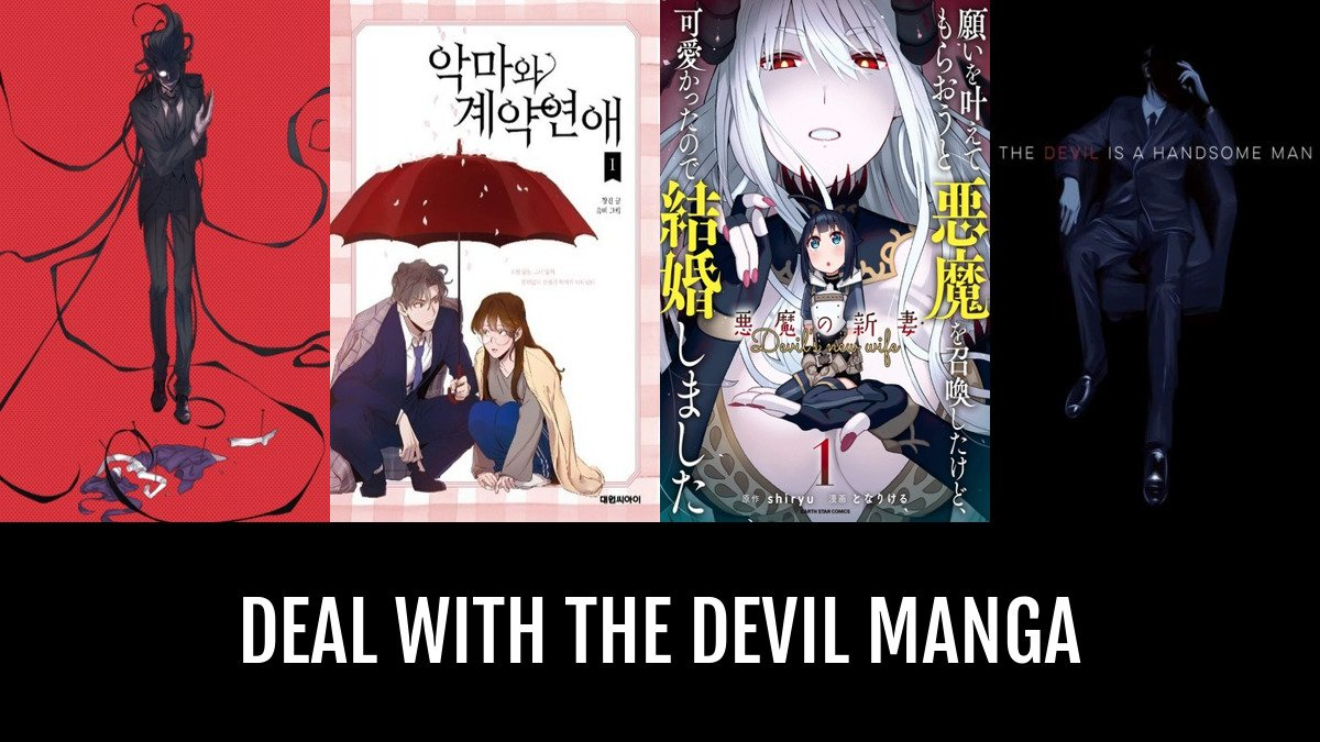 Best Deal With The Devil Manga Anime Planet