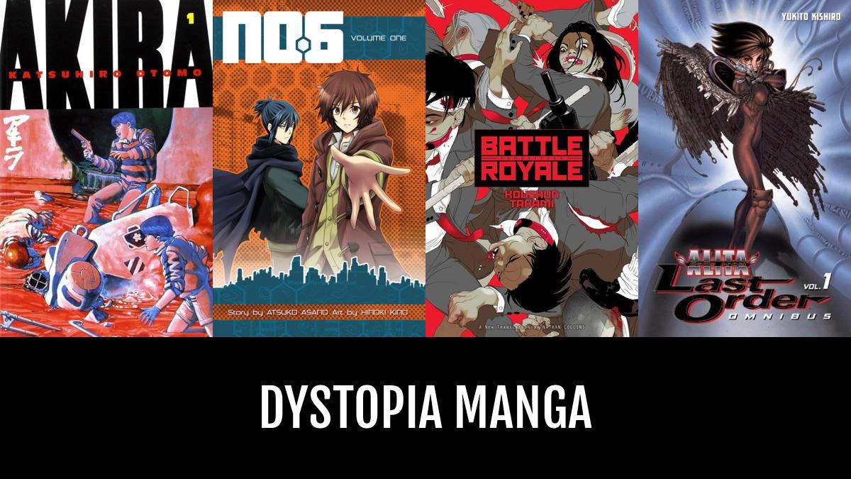 Best Dystopia Manga | Anime-Planet