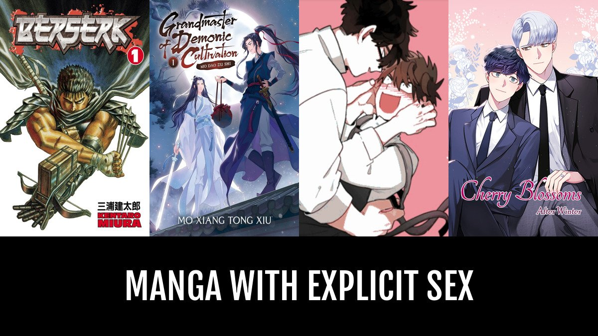 Manga with explicit sex anime planet