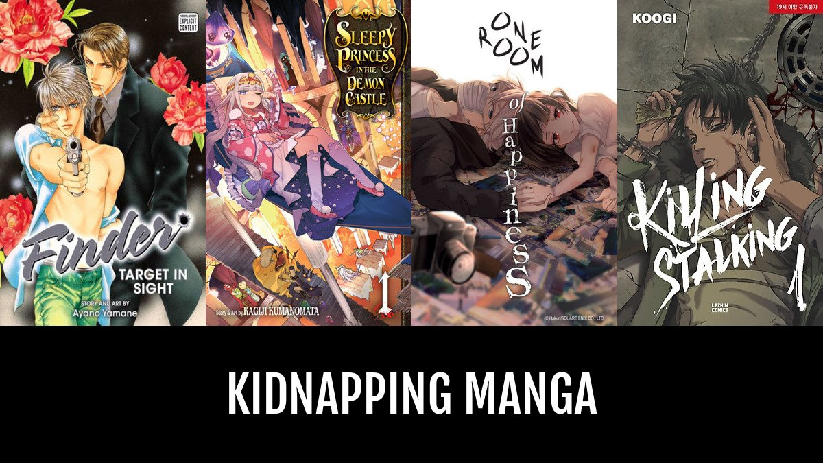 Anime Characters Kidnapped : Best kidnapping manga anime planet