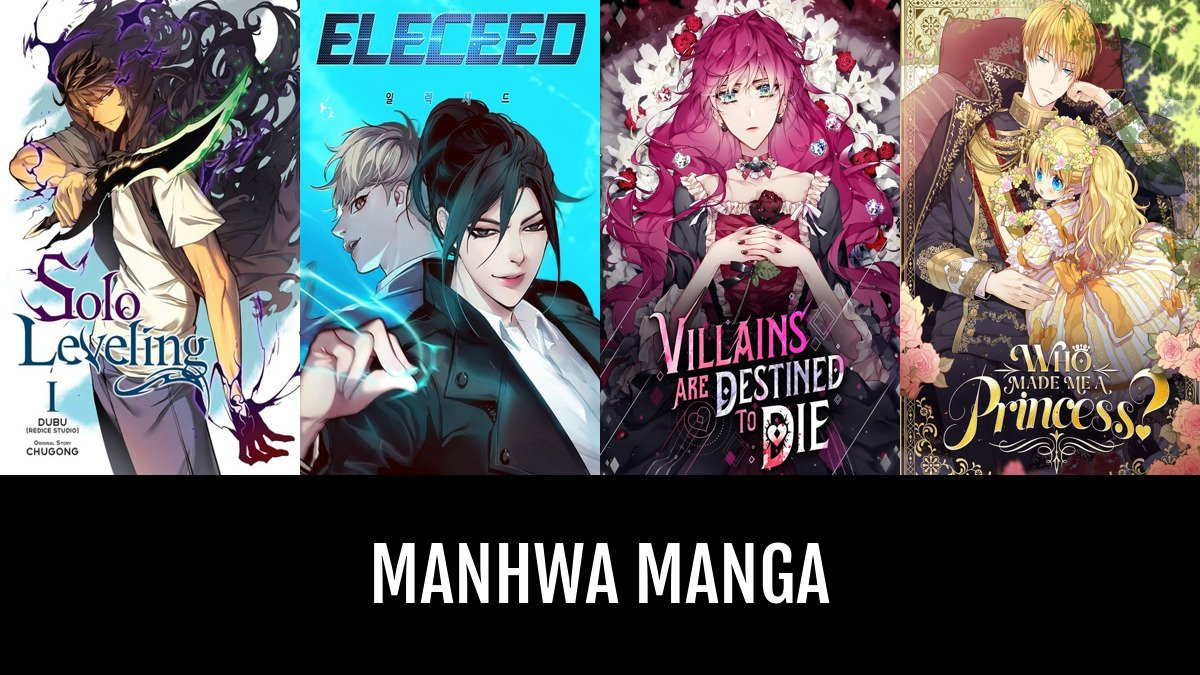 Aex Anime best manhwa manga | anime-planet