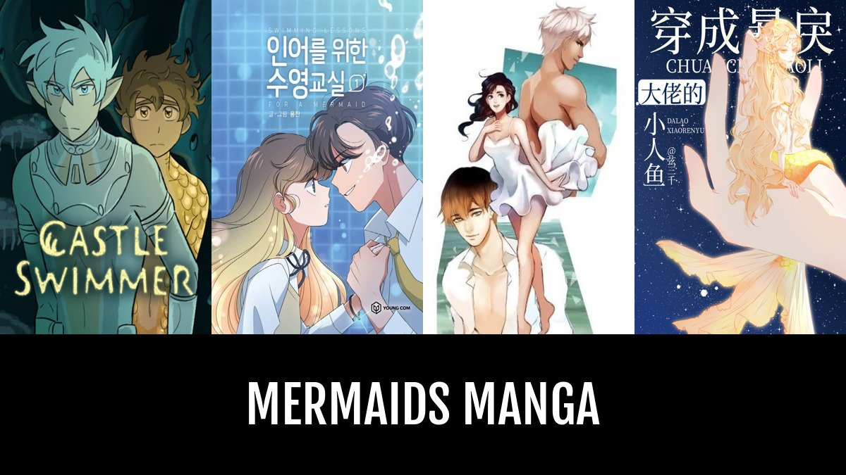 Best Mermaids Manga | Anime-Planet