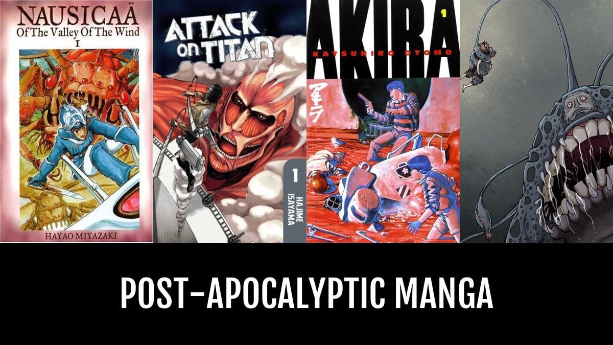 Best Post-apocalyptic Manga | Anime-Planet