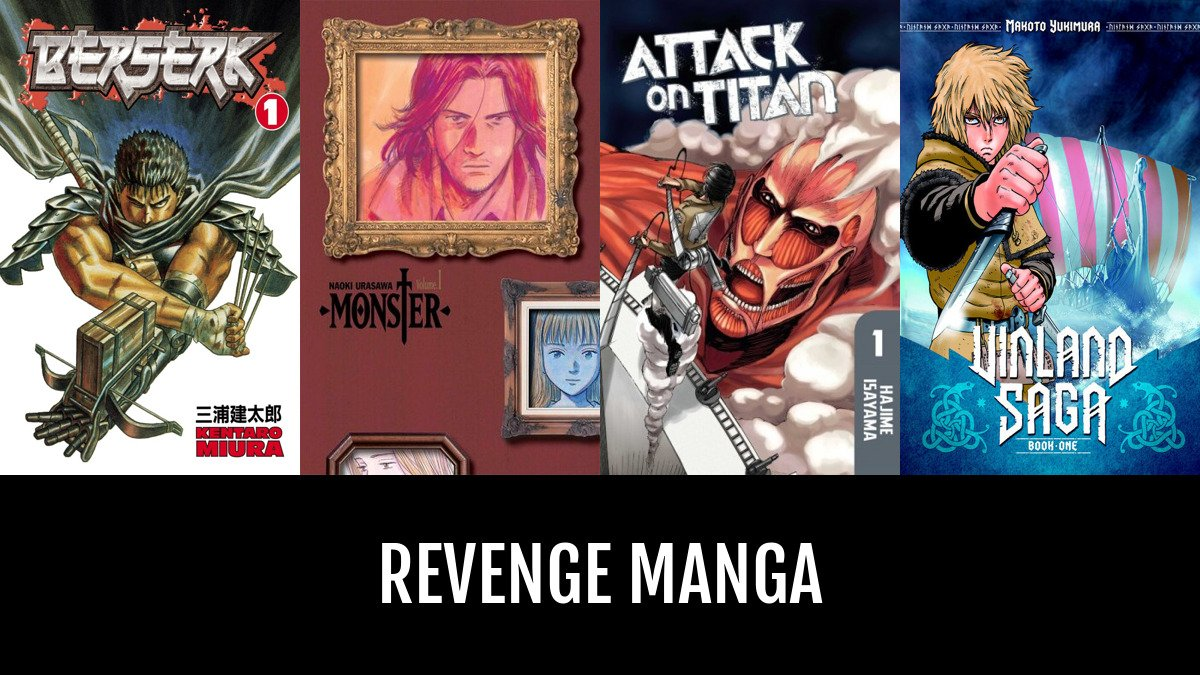 Best Revenge Manga | Anime-Planet