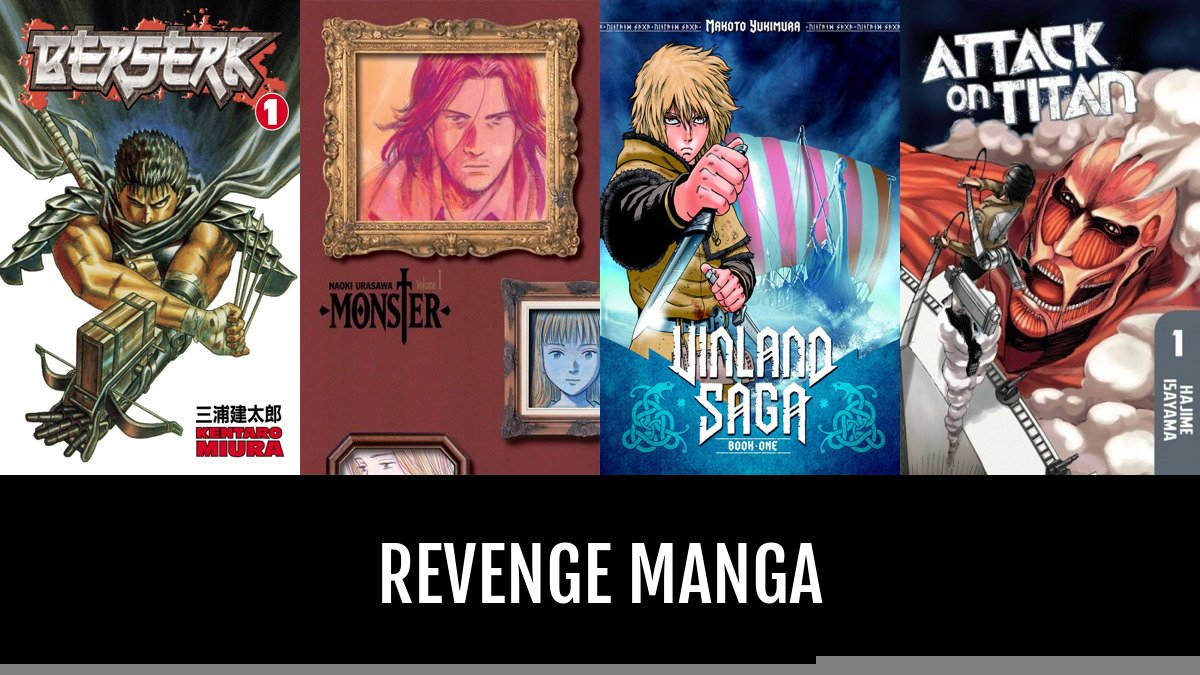 Best Revenge Manga | Anime-Planet