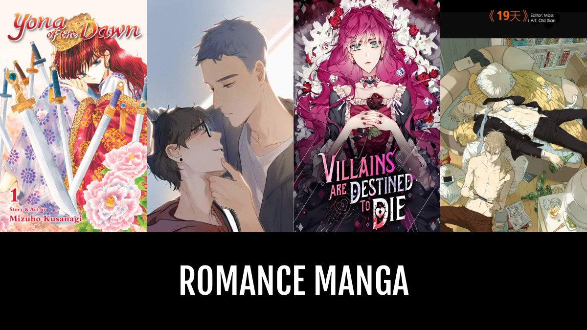 Best Romance Manga Anime Planet