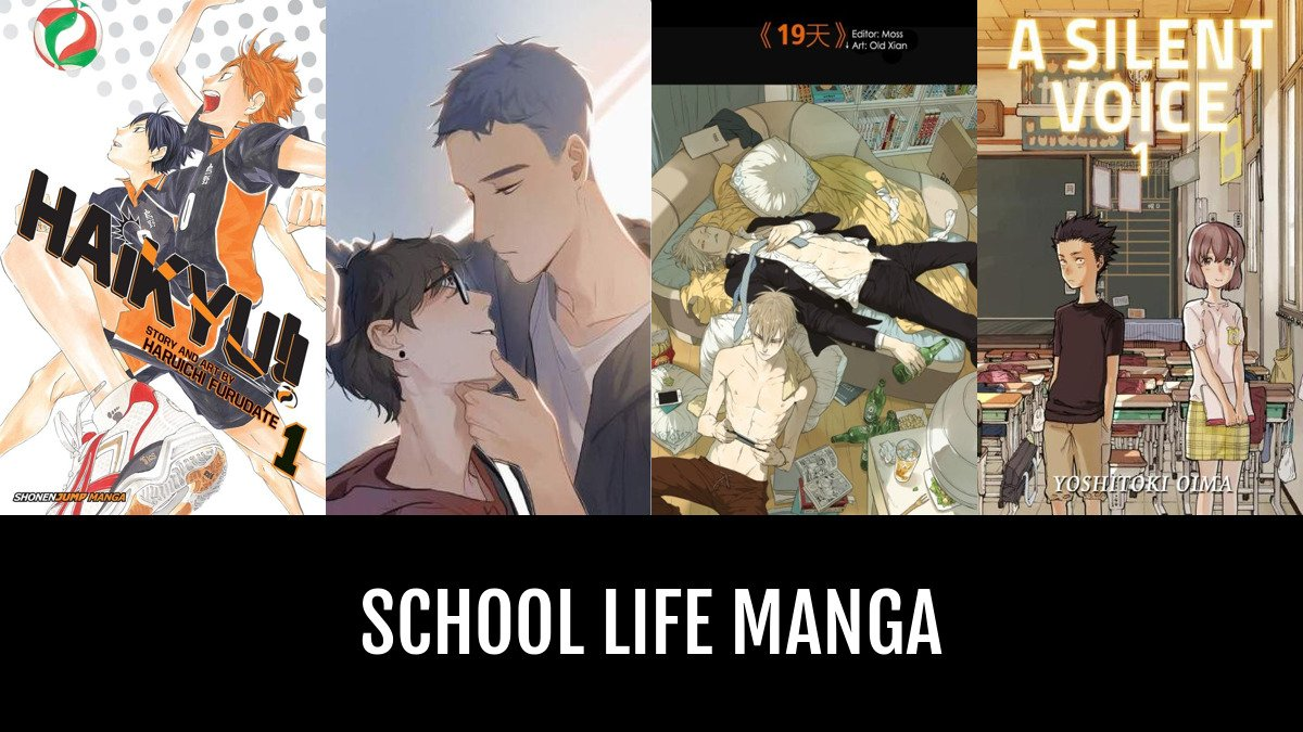 Best School Life Manga