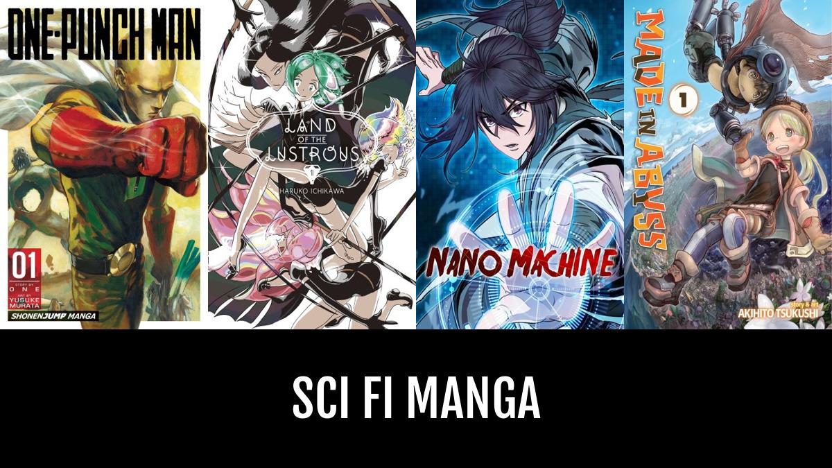 Science Tags: Best Sci Fi Manga