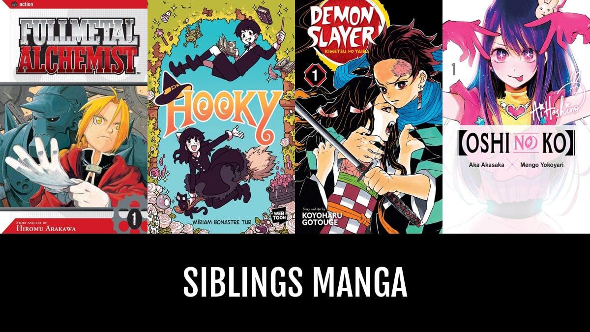 Best Siblings Manga | Anime-Planet
