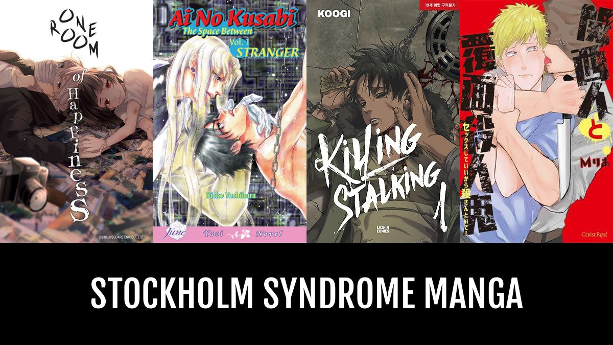 Best Stockholm Syndrome Manga | Anime-Planet