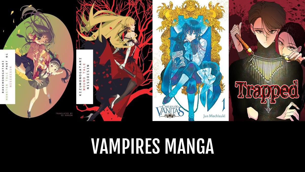 Best vampires manga anime planet