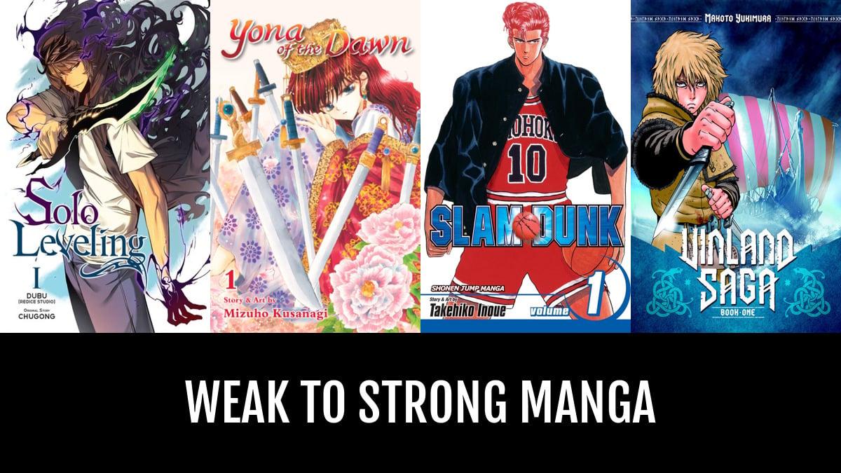 Best Weak to Strong Manga | Anime-Planet
