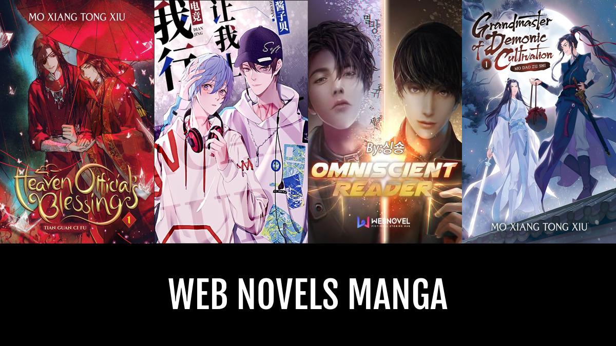 Best Web Novel Manga | Anime-Planet