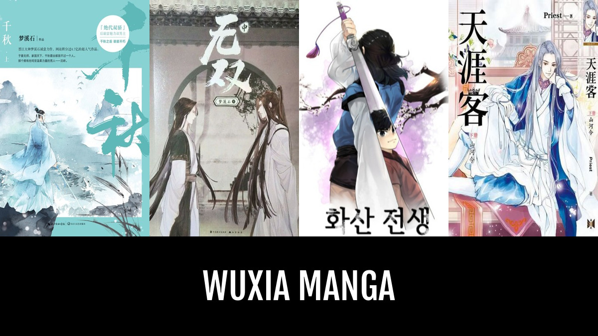 Best Wuxia Novels