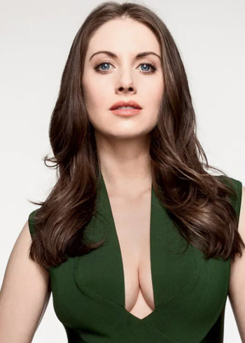 Alison Brie Anime Planet