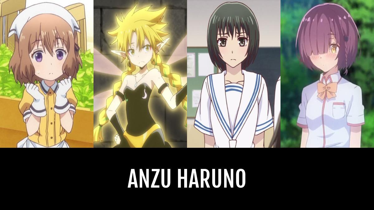 Anzu Haruno Anime Planet