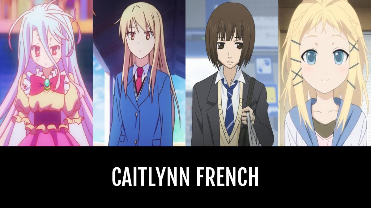 Caitlynn french anime planet