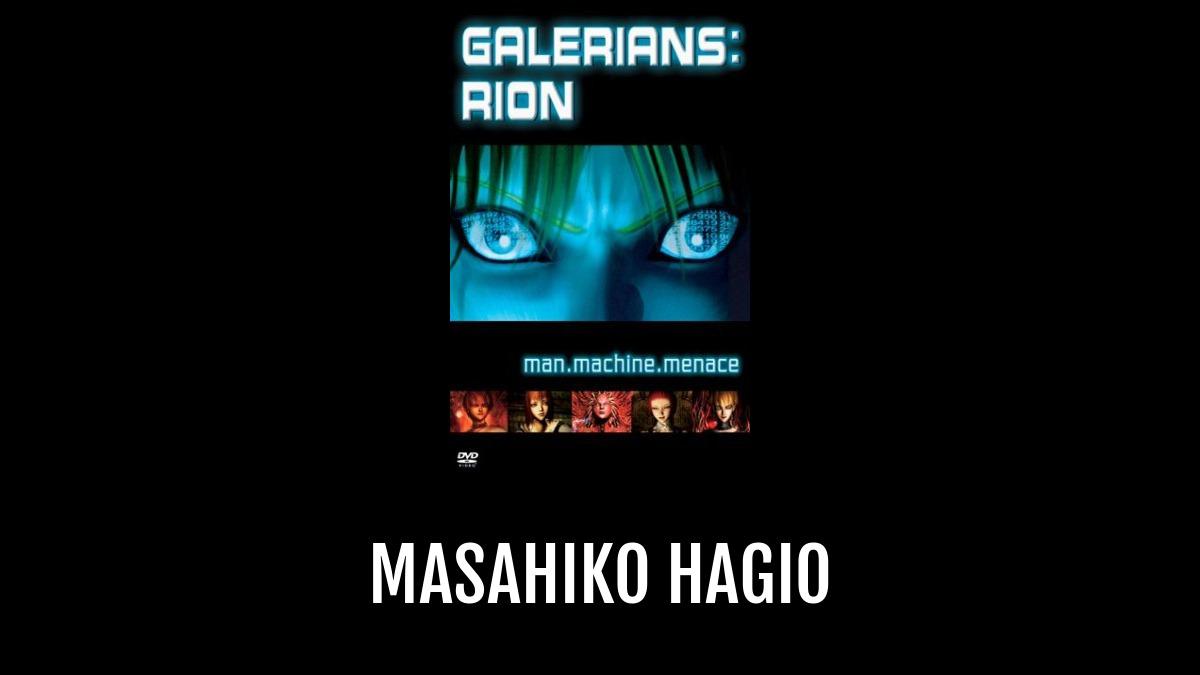 Masahiko Hagio Anime Planet