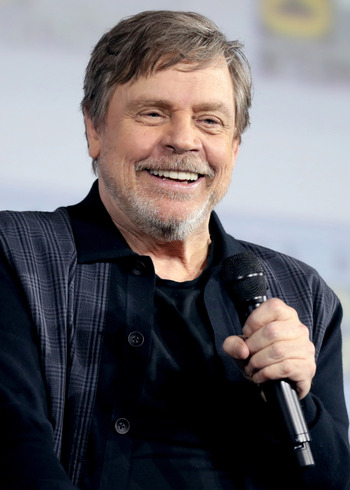 Mark HAMILL image
