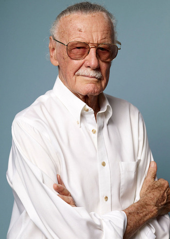 Stan LEE main image