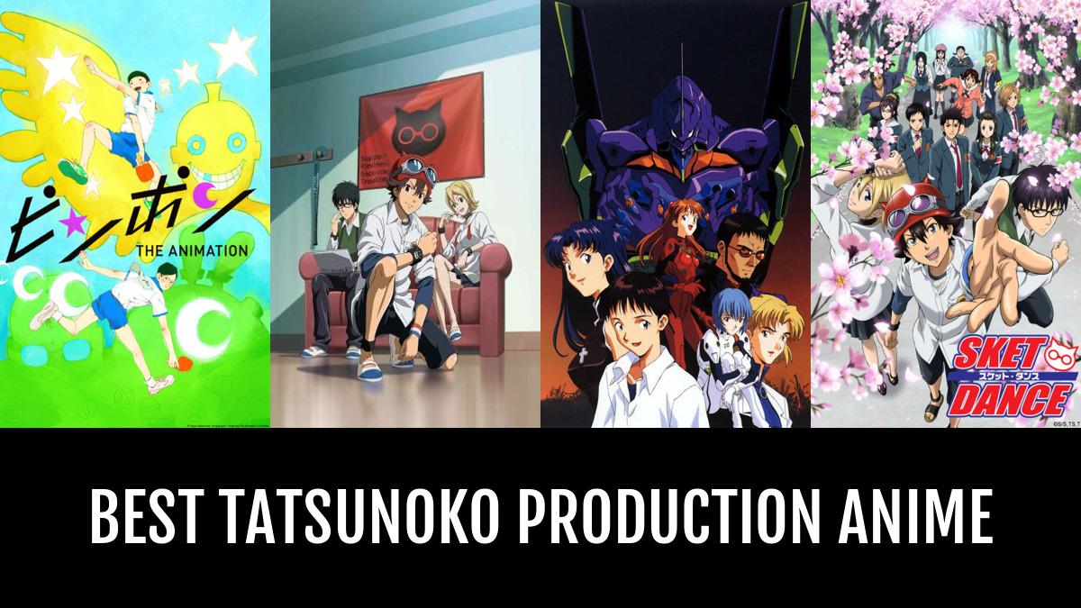 Картинки по запросу Tatsunoko Production animes