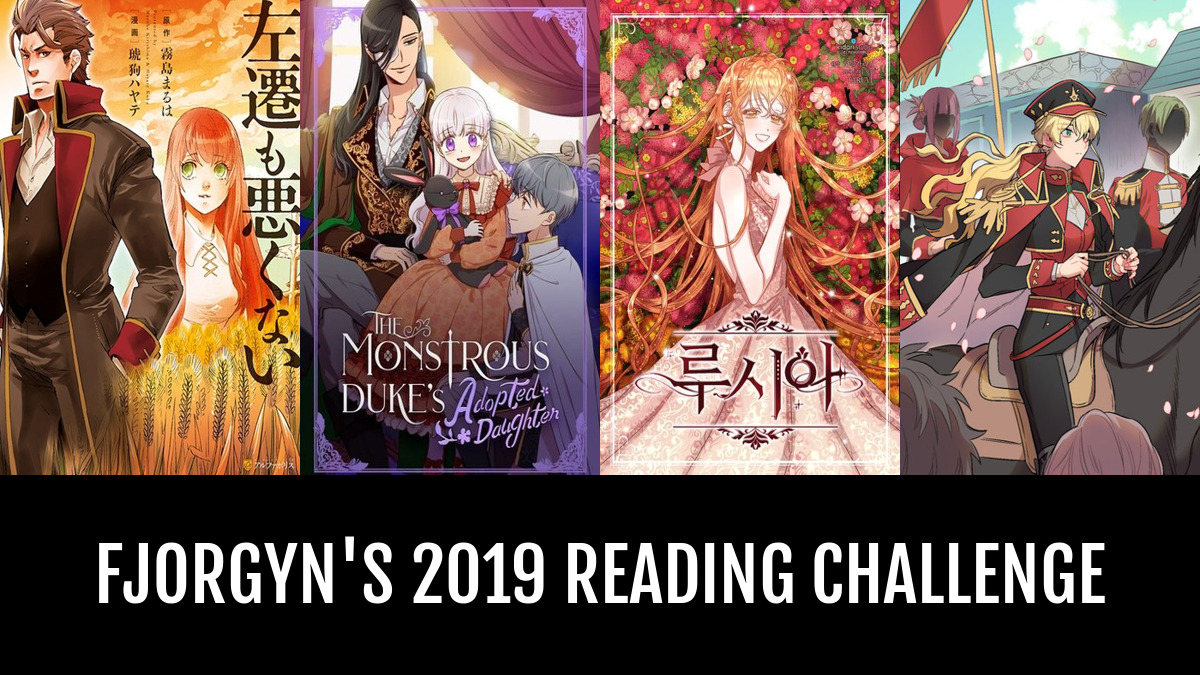 Fjorgyn S 2019 Reading Challenge Anime Planet
